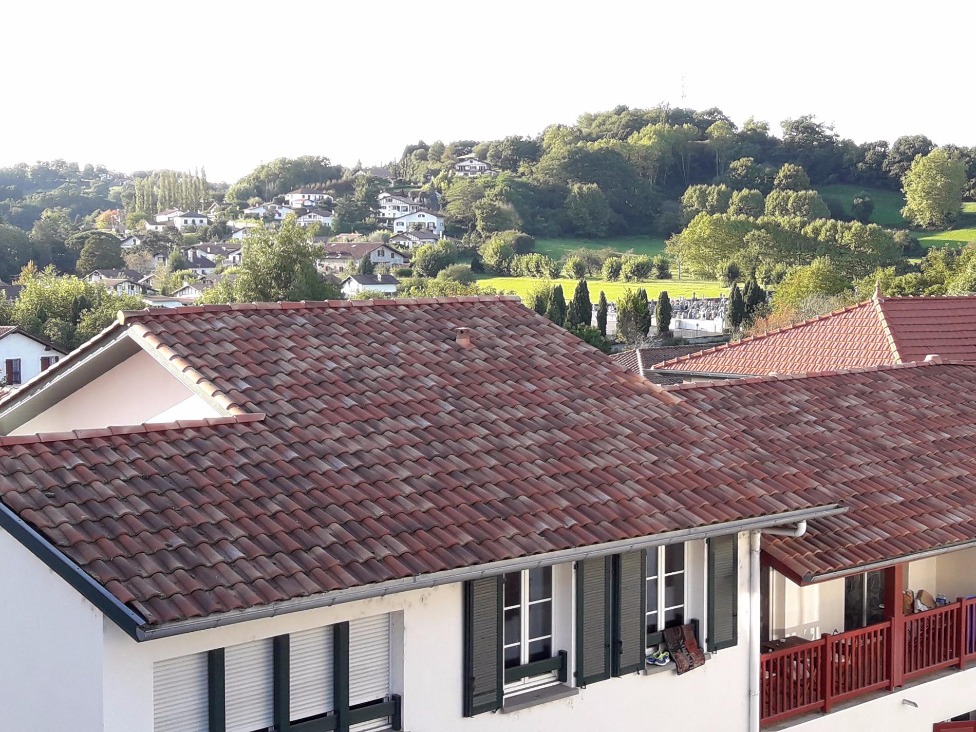 Vente en compromis bel appartement sous les toits - Appartement sous les toits ...